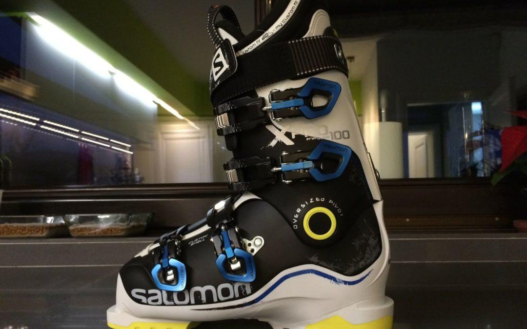 Cómo se ponen las botas de esquí en 3 pasos