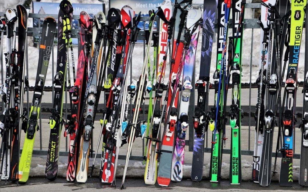 ¿Cómo encerar los esquís?: Todo lo que debes saber